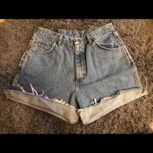 Authentic Wrangler Denim Shorts